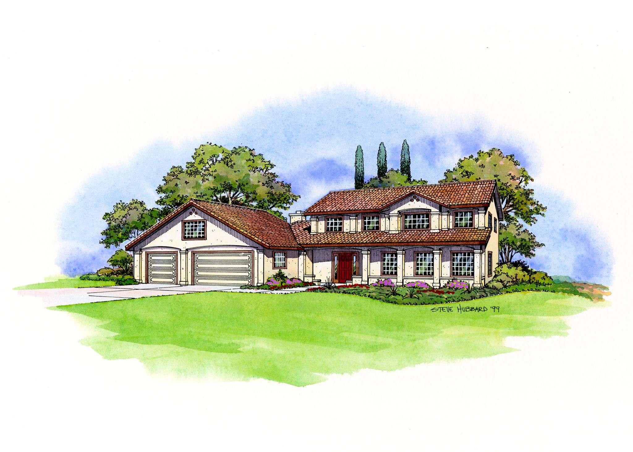 PMHI El Dorado home framing kit package, plans and price